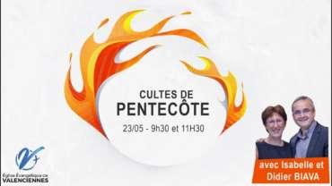 Culte en direct -  Denis BIAVA Pasteur de l'Eglise D'Amiens