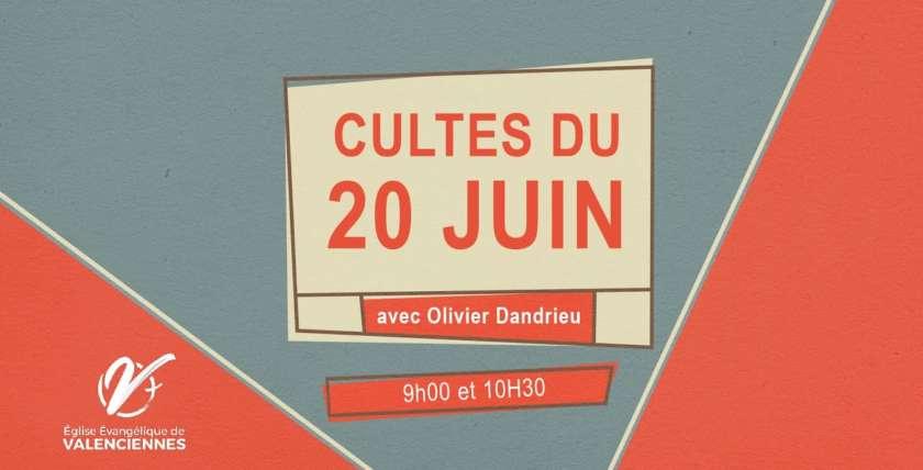 Culte en direct - Olivier Dandrieu